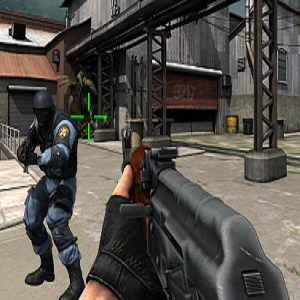 Counter Strike Police