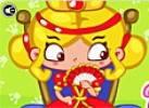 Faul als Prinzessin 2