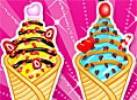 Süßes Waffeleis 2